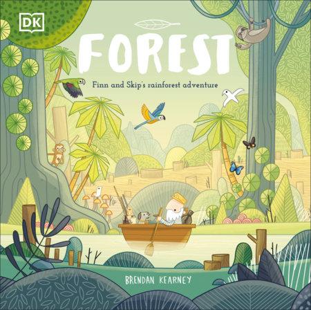 Forest by Brendan Kearney