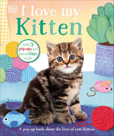 I Love My Kitten by DK