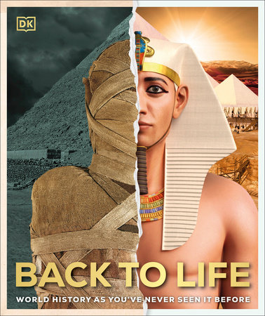 Back to Life by DK