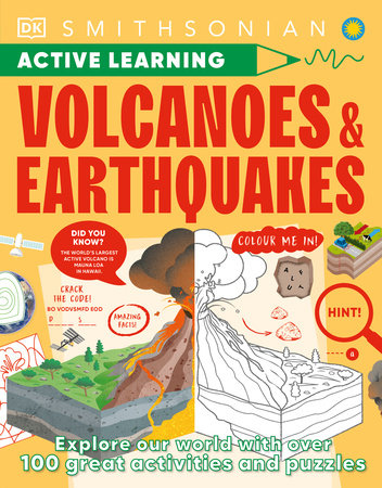 Active Learning! Volcanoes & Earthquakes by DK