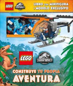 LEGO Jurassic World Construye tu propia aventura