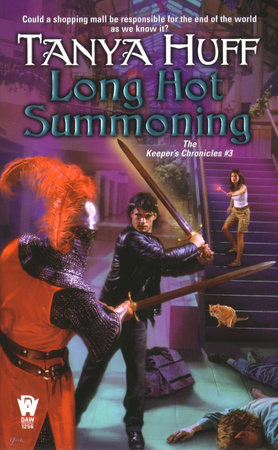 Long Hot Summoning by Tanya Huff