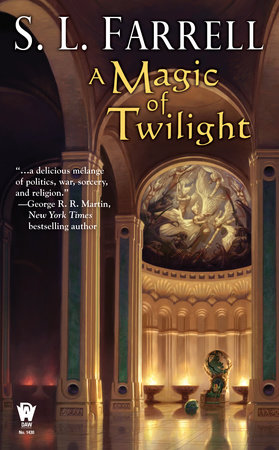 A Magic of Twilight by S. L. Farrell