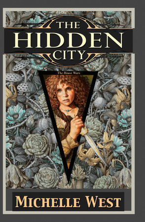 The Hidden City by Michelle West