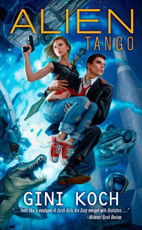 Alien Tango by Gini Koch