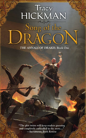 Song of the Dragon by Tracy Hickman