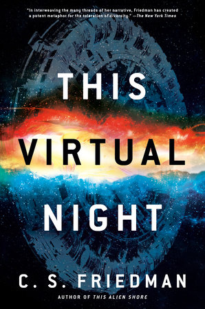 This Virtual Night by C.S. Friedman