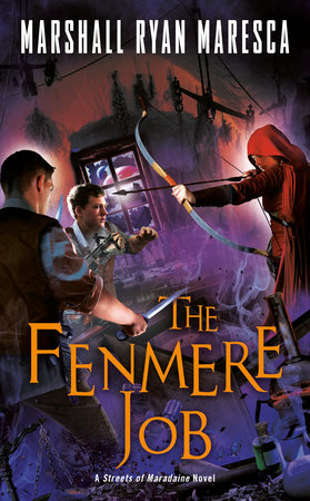 The Fenmere Job by Marshall Ryan Maresca