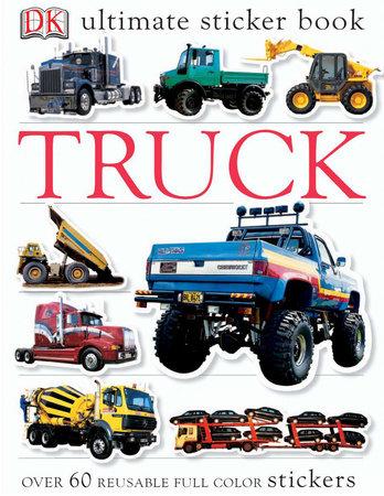 Ultimate Sticker Book: Truck by DK