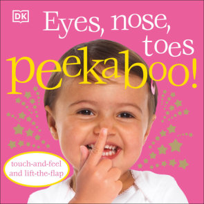 Eyes, Nose, Toes Peekaboo!