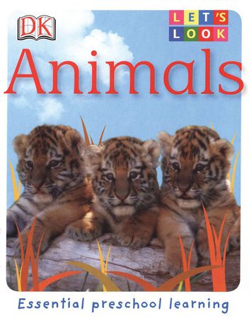 Let's Look: Animals by DK