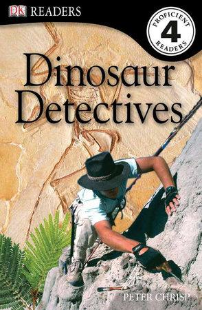 DK Readers L4: Dinosaur Detectives