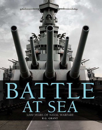 Battle at Sea by R.G. Grant
