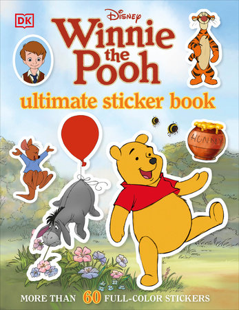 Ultimate Sticker Book: Winnie the Pooh by DK