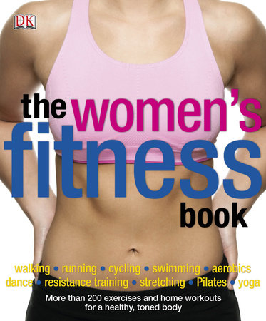 The Women's Fitness Book by DK