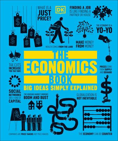 The Economics Book by DK | PenguinRandomHouse com: Books