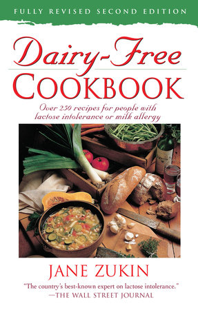 Dairy-Free Cookbook by Jane Zukin