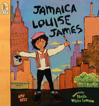 Jamaica Louise James by Amy Hest