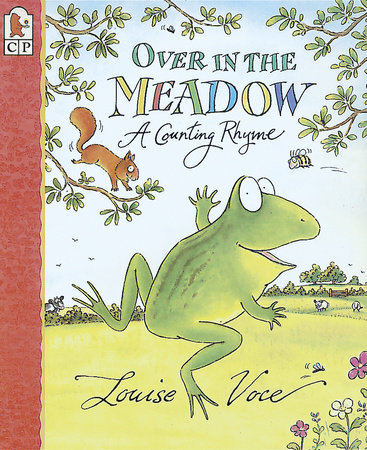 Over in the Meadow Big Book by
