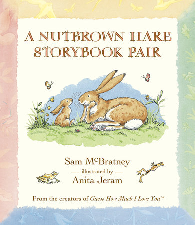 A Nutbrown Hare Storybook Pair Boxed Set by Sam McBratney
