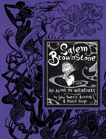 Salem Brownstone by John Harris Dunning
