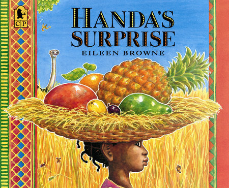 Handa's Surprise Big Book by Eileen Browne