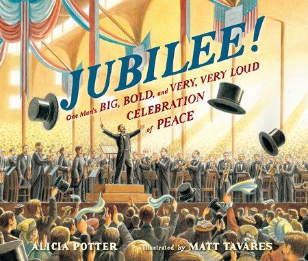Jubilee! by Alicia Potter