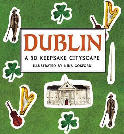 Dublin: A 3D Keepsake Cityscape by