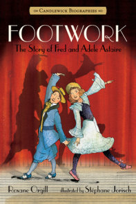Footwork: Candlewick Biographies
