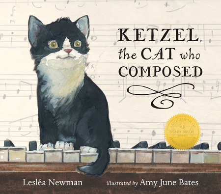Ketzel, the Cat Who Composed by Leslea Newman