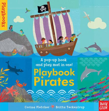 Playbook Pirates by Corina Fletcher