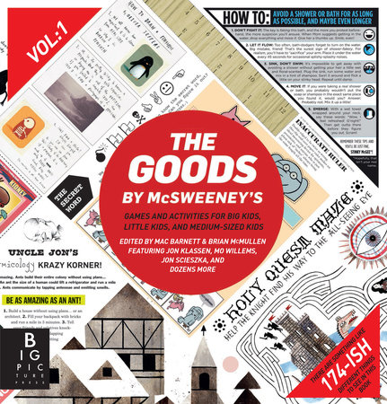 The Goods: Volume 1 by McSweeney's