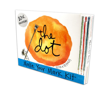 The Dot: Make Your Mark Kit by Reynolds, Peter H.