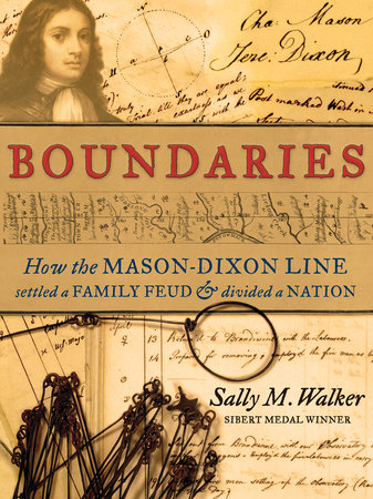 Boundaries by Sally M. Walker