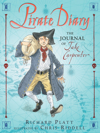 Pirate Diary by Richard Platt
