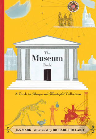 The Museum Book by Jan Mark