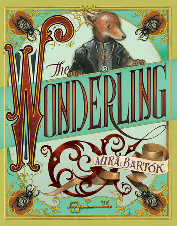 The Wonderling by Mira Bartók