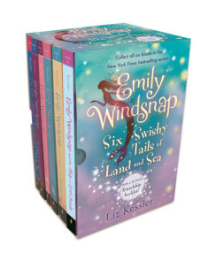 Emily Windsnap: Six Swishy Tails of Land and Sea
