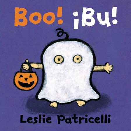 Boo! / ¡Bu! by Leslie Patricelli