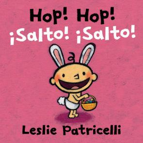 Hop! Hop!/¡Salto! ¡Salto!