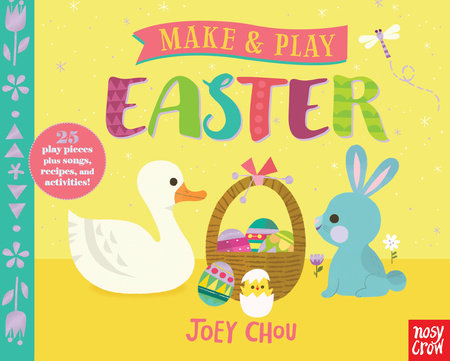 Make and Play: Easter by Nosy Crow