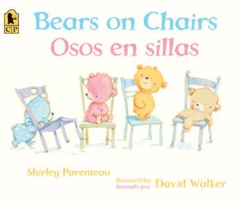 Bears on Chairs/Osos en sillas