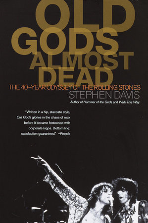 Old Gods Almost Dead by Stephen Davis