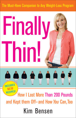 Finally Thin! by Kim Bensen