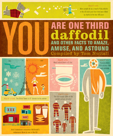 You Are One-Third Daffodil by