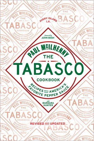 The Tabasco Cookbook by Paul McIlhenny and Barbara Hunter