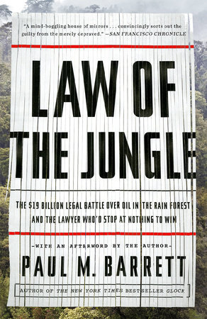 Law of the Jungle by Paul M. Barrett