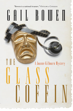 The Glass Coffin by Gail Bowen