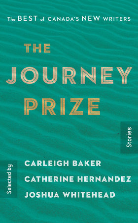 The Journey Prize Stories 31 by