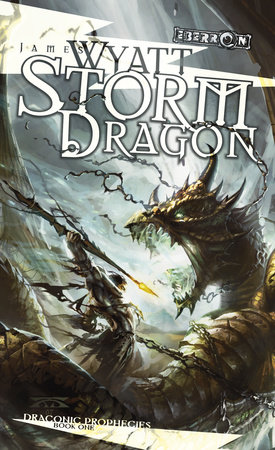 Storm Dragon by James Wyatt